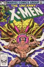 Uncanny X-Men (1963-2011) #162 Variant B: Direct Edition