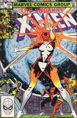 Uncanny X-Men (1963-2011) #164 Variant B: Direct Edition