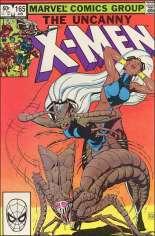 Uncanny X-Men (1963-2011) #165 Variant B: Direct Edition