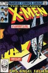 Uncanny X-Men (1963-2011) #169 Variant B: Direct Edition
