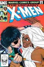 Uncanny X-Men (1963-2011) #170 Variant B: Direct Edition