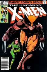 Uncanny X-Men (1963-2011) #173 Variant A: Newsstand Edition