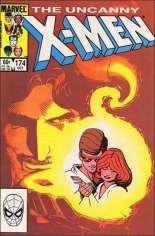 Uncanny X-Men (1963-2011) #174 Variant B: Direct Edition