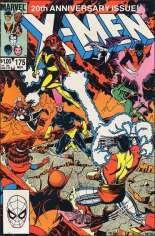 Uncanny X-Men (1963-2011) #175 Variant B: Direct Edition