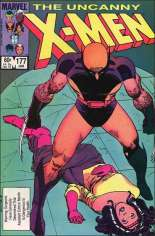 Uncanny X-Men (1963-2011) #177 Variant B: Direct Edition
