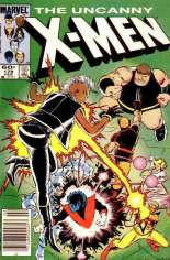 Uncanny X-Men (1963-2011) #178 Variant A: Newsstand Edition