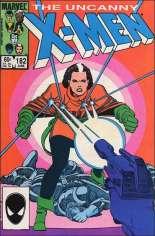 Uncanny X-Men (1963-2011) #182 Variant B: Direct Edition