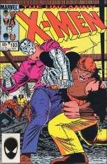 Uncanny X-Men (1963-2011) #183 Variant B: Direct Edition