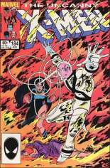 Uncanny X-Men (1963-2011) #184 Variant B: Direct Edition
