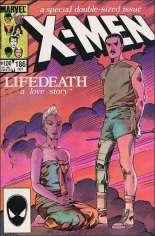 Uncanny X-Men (1963-2011) #186 Variant B: Direct Edition