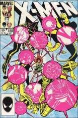 Uncanny X-Men (1963-2011) #188 Variant B: Direct Edition