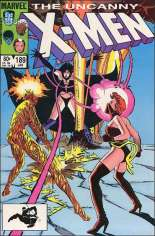 Uncanny X-Men (1963-2011) #189 Variant B: Direct Edition