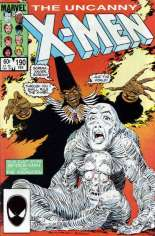 Uncanny X-Men (1963-2011) #190 Variant B: Direct Edition