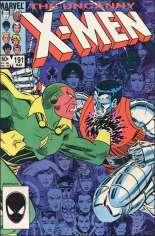 Uncanny X-Men (1963-2011) #191 Variant B: Direct Edition