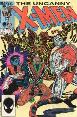 Uncanny X-Men (1963-2011) #192 Variant B: Direct Edition