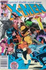 Uncanny X-Men (1963-2011) #193 Variant A: Newsstand Edition
