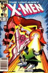 Uncanny X-Men (1963-2011) #194 Variant A: Newsstand Edition