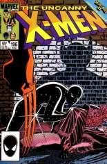 Uncanny X-Men (1963-2011) #196 Variant B: Direct Edition