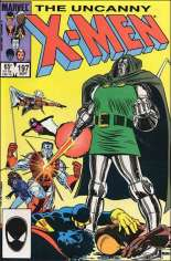 Uncanny X-Men (1963-2011) #197 Variant B: Direct Edition