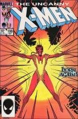 Uncanny X-Men (1963-2011) #199 Variant B: Direct Edition