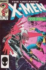 Uncanny X-Men (1963-2011) #201 Variant B: Direct Edition