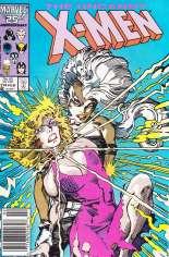 Uncanny X-Men (1963-2011) #214 Variant A: Newsstand Edition