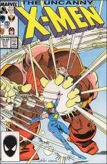 Uncanny X-Men (1963-2011) #217 Variant B: Direct Edition