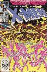 Uncanny X-Men (1963-2011) #226 Variant B: Direct Edition