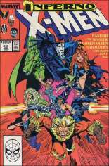 Uncanny X-Men (1963-2011) #240 Variant B: Direct Edition