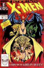 Uncanny X-Men (1963-2011) #241 Variant B: Direct Edition
