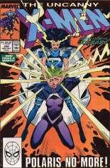 Uncanny X-Men (1963-2011) #250 Variant B: Direct Edition
