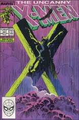 Uncanny X-Men (1963-2011) #251 Variant B: Direct Edition