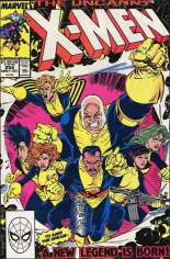 Uncanny X-Men (1963-2011) #254 Variant B: Direct Edition