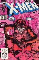 Uncanny X-Men (1963-2011) #260 Variant B: Direct Edition