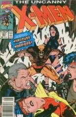 Uncanny X-Men (1963-2011) #261 Variant A: Newsstand Edition