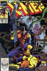Uncanny X-Men (1963-2011) #262 Variant B: Direct Edition