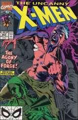 Uncanny X-Men (1963-2011) #263 Variant B: Direct Edition