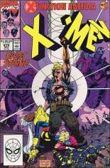Uncanny X-Men (1963-2011) #270 Variant B: Direct Edition