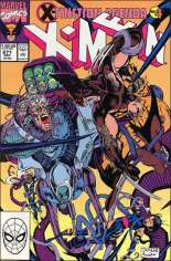 Uncanny X-Men (1963-2011) #271 Variant B: Direct Edition