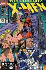 Uncanny X-Men (1963-2011) #274 Variant B: Direct Edition