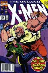 Uncanny X-Men (1963-2011) #278 Variant A: Newsstand Edition