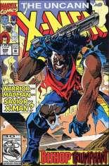 Uncanny X-Men (1963-2011) #288 Variant B: Direct Edition