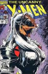 Uncanny X-Men (1963-2011) #290 Variant B: Direct Edition