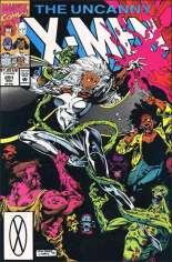 Uncanny X-Men (1963-2011) #291 Variant B: Direct Edition