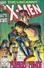 Uncanny X-Men (1963-2011) #299 Variant B: Direct Edition