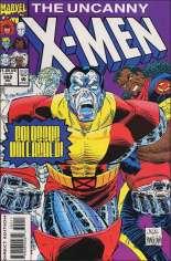 Uncanny X-Men (1963-2011) #302 Variant B: Direct Edition