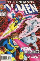 Uncanny X-Men (1963-2011) #308 Variant B: Direct Edition