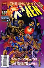 Uncanny X-Men (1963-2011) #335 Variant B: Direct Edition