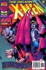 Uncanny X-Men (1963-2011) #336 Variant B: Direct Edition