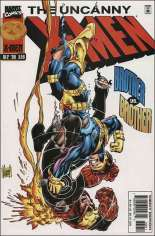 Uncanny X-Men (1963-2011) #339 Variant B: Direct Edition